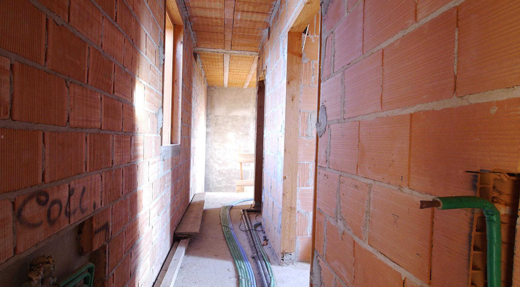 Armadio A Muro Rovigo.Villetta Bifamiliare In Castelmassa Immobiliare Sermide Agenzia
